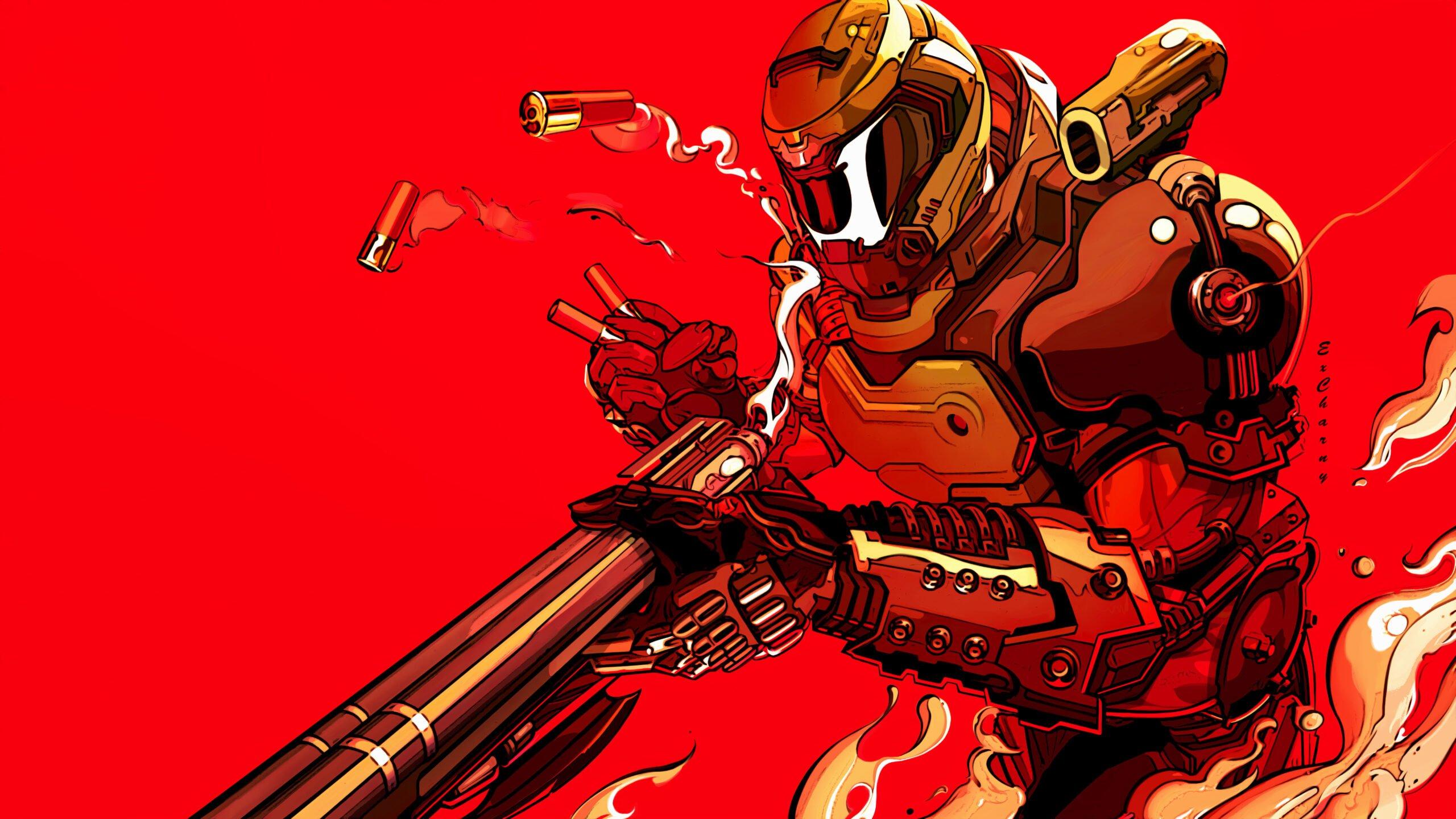 Doom ya funciona hasta en un test de embarazo