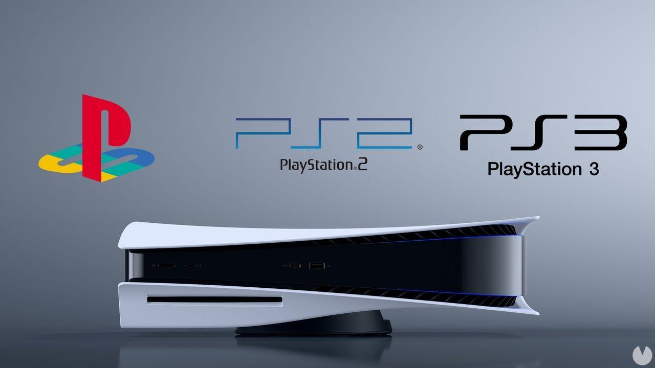 PS5: Una patente levanta especulaciones sobre la compatibilidad con PS3, PS2 y PSX