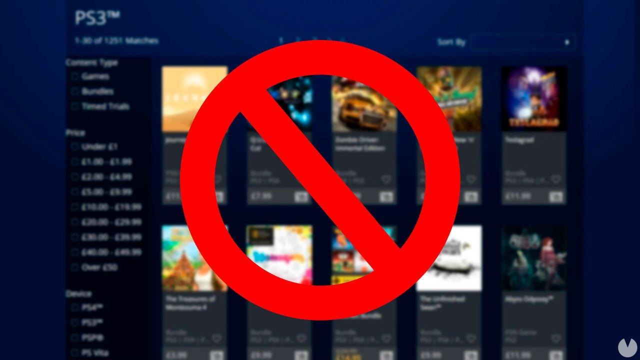 Lee más sobre el artículo Sony elimina la antigua web de PS Store