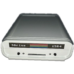 Disketera SD Commodore 64 / 128 tipo Everdrive