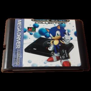 Mega Everdrive SD flash Cart SEGA Genesis / MEGADRIVE + GTIA TOTAL 12 MESES ESCRITA
