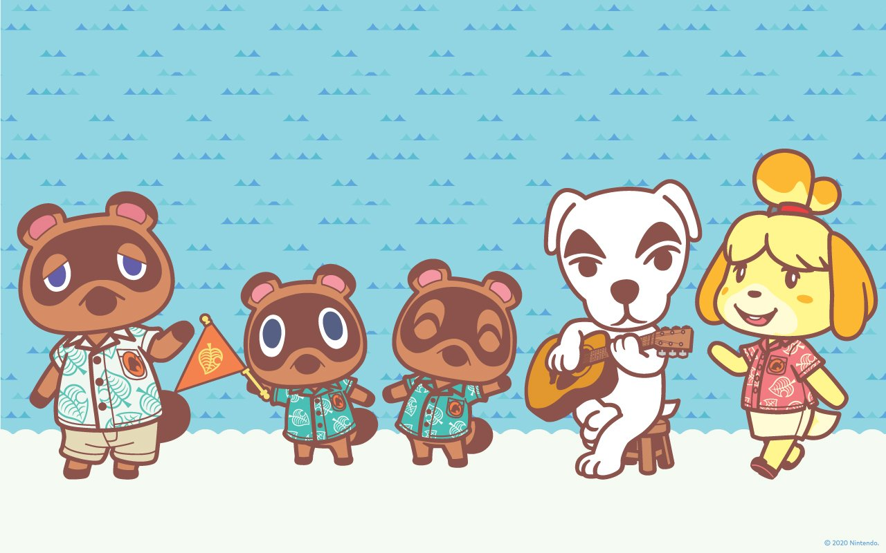 20 años con Animal Crossing