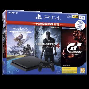 Playstation 4 2020 1TB + 3 Juegos