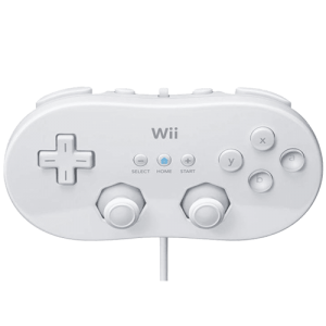 Control Clasico Nintendo Wii Nunchunck Joystick clasico
